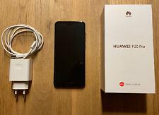 Huawei P20 Pro CLT-L09C - 128GB - Schwarz (Ohne Simlock) (Single Sim)