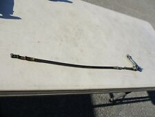 1980 Honda XL500S  OEM  Rear Brake Cable and Arm