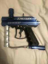 View Loader Triton Paintball Gun W/accessories And Carrying Bag