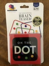 ON THE DOT Super Spotted Brain Teaser Game NEW