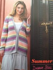 Summer Pattern Collection by Debbie Bliss