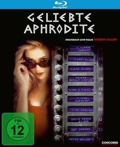 Geliebte Aphrodite [Blu-ray/NEU/OVP] Großstadtkomödie von Woody Allen