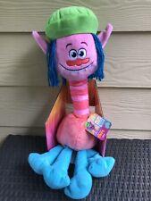 "Dreamworks Trolls Cooper Giraffe Large 18"" Plush Walmart Exclusive NEW"