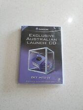 Exclusive Australian launch cd Nintendo Gamecube ⭐OZ SELLER GET IT FAST rare