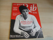 Spare Rib Women's Liberation Feminist Magazine Number 42 January 1976