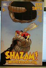 SHAZAM THE MONSTER SOCIETY OF EVIL #2 1ST PRINT  DC COMICS (2007)