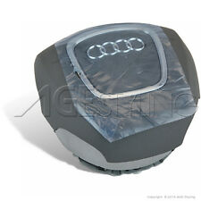 Audi A4 S4 8K0 Driver Steering Wheel Agate Grey Airbag # 8K0880201AG1DH