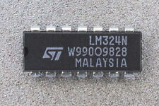 ST Microelectronics LM324N Quad Opamp