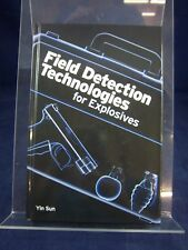 Field Detection Technologies for Explosives (Hardcover) 180214