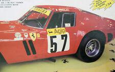Protar Ferrari 250 GTO super detailed *** 1:24 NEU *** extreme rare