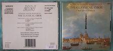VIVALDI/HAYDN/MARCELLO - THE CLASSICAL OBOE - 1 CD n.1592