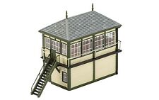 Hornby Skaledale R9838 Granite Station Signal Box. Included