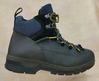 Sorel Kaufman Heavy Duty Black Winter Work Boot Removable Insulated Booty Men 12
