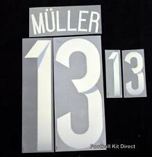 Germany Away Memorabilia Football Shirts (National Teams)