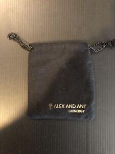 ALEX AND ANI POSITIVE ENERGY BRACELET J INITIAL BRAND NEW