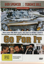 Terence Hill: GO FOR IT *New & SEALED* ALL Regions (Plays on any Player)
