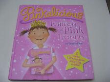 PINKALICIOUS: The Princess of Pink Treasury by Victoria Kann  NO CD HC Book MINT