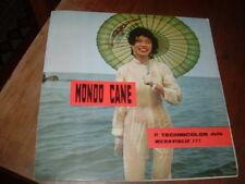"""RIZ ORTOLANI - NINO OLIVIERO """" MONDO CANE """" O.S.T.   FLEXY  ITALY'60"""