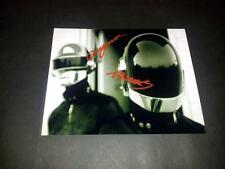 "Daft Punk PP Signed 10""x8"" Photo Repro Dance N2"