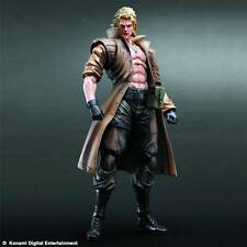 Metal Gear Solid Play Arts Kai Liquid Snake by Square Enix