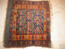 Antique Persian Kurdish Rug Hand Knotted wool