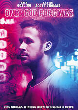 Only God Forgives (DVD, 2013) BRAND NEW SEALED - INCLUDES 2 MP3 DOWNLOADS
