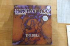 FAMILY OF LOVE-JEANE MANSON/DEMIS ROUSSOS-THE BIBLE-PHILIPS-2 LP SETR-ENGLISH VE