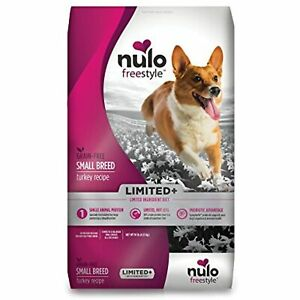 Nulo Small Breed Freestyle Limited Plus Grain Free Dry Dog Food: All Natural