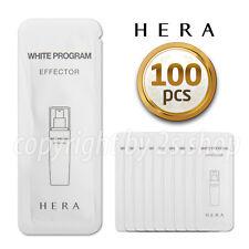[HERA] White Program Effector  1ml x 100pcs Amore  Whitening Essence