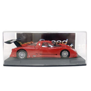 Reprotec Slot Cars 501002 Nissan R390/S2 Tuning Le Mans Racing Red1:32
