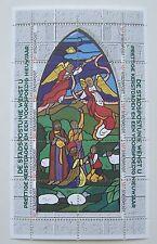 Stadspost Gezamenlijke Uitgiften 1997 Velletje Kerst Christmas Weihnachten 50 5