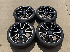 19 Mercedes Benz Amg C43 C400 C450 Wheels Rims Oem Yokohama Tires Factory
