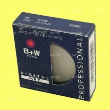 Genuine B+W 46mm F-PRO MRC 010M UV-Haze Filter 30559
