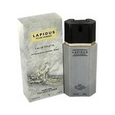 Lapidus Pour Homme Ted Lapidus Men 3.33 3.4 oz 100 ml Eau De Toilette Spray Nib