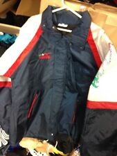 DIADORA COATS MANAGERS COAT IN /BLUE VINTAG AT £25 IN  small orX LARGERRP £59.99