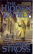 The Hidden Family by Charles Stross (Paperback, 2006)
