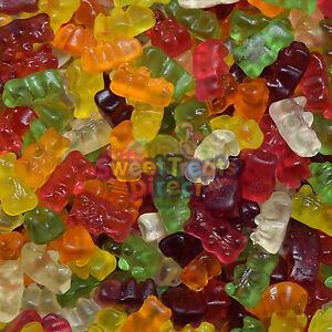 SUGAR FREE Gummy Bears Diabetic Sweets Retro Wedding Party Treat Gifts