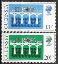 Guernsey Nr.286/87 ** Europa, Cept 1984, postfrisch