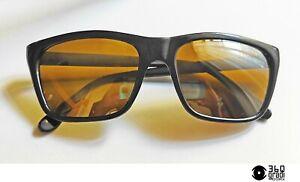 Vuarnet Pouilloux occhiali da sole vintage con lenti a specchio 1980s (Medium)