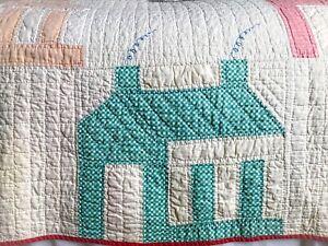 Antique Schoolhouse Quilt