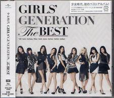 GIRLS' GENERATION-THE BEST-JAPAN CD BONUS TRACK F56