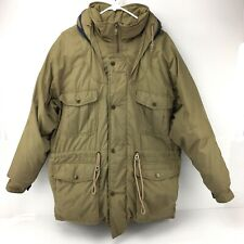 Mighty Mac Norsac Down Winter Jacket Coat Duck Down Puffy Hood