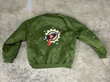 Bethesda Fallout 76 Nuka Cola Flight Jacket Size XXL Military Style New NoRes