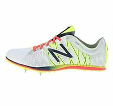 New Balance NB Cross Country Spikes Shoes Mens Size US 11.5 MLD5000S Silver Volt