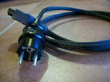 Symphonic Line original Gerätenetzkabel Hifi Kabel 2 m