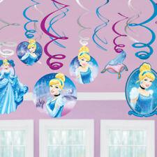 Décorations de fête anniversaire-enfant Amscan princesse pour la maison