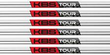 KBS Tour C-Taper 5-PW X-Stiff Flex Iron Shafts .355 Taper - Master Distributor