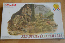 MINIATURAS MILITARES DRAGON 6023 RED DEVILS  (ARNHEM 1944) 1:35