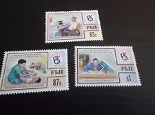 FIJI 1998 SG 1010-1013 ASIAN AND PACFIC DECADE OF DISABLED PEOPLE  MNH