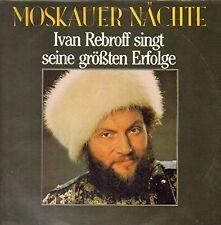 Ivan Rebroff Moskauer Nächte-Seine größten Erfolge [LP]